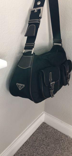Prada Tessuto Shoulder Bag for Sale in Houston, TX