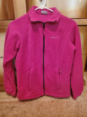Small Columbia Zip Up Sweater for Sale in NEW CUMBERLND, PA
