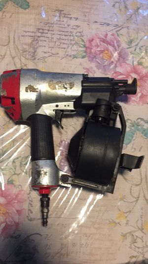 Central Pneumatic Roofing Nail Gun for Sale in Cleveland, TX
