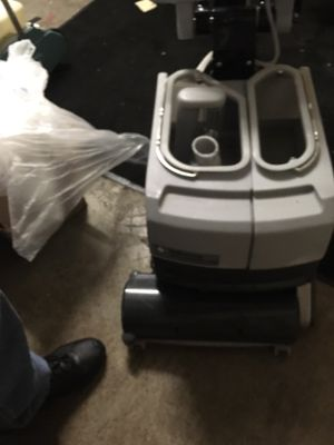 Janitors floor scrubber used one time for Sale in Tampa, FL