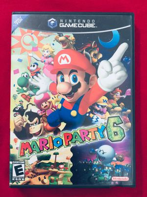 Mario Party 6 GameCube for Sale in Nauvoo, AL