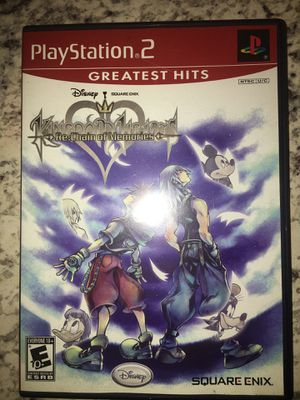 PlayStation 2 Kingdom Hearts for Sale in Ravena, NY