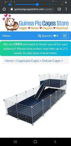 Per cage for Sale in Vancouver, WA