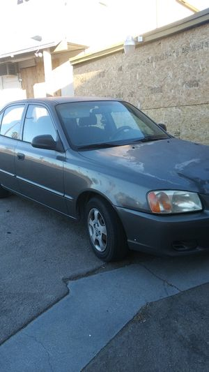 Hyundai Accent Gl for Sale in Spring Valley, CA