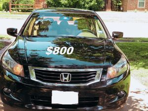 $8OO I'm selling my URGENT 2OO9 Honda Accord CLEAN TITLE. for Sale in St. Louis, MO