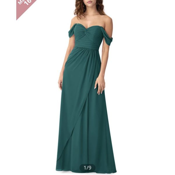 Azazie Formal Floor length dress