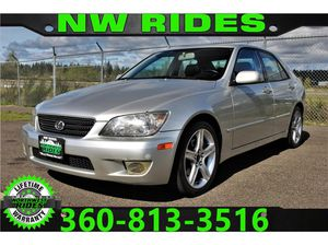 2005 Lexus IS 300 for Sale in Bremerton, WA