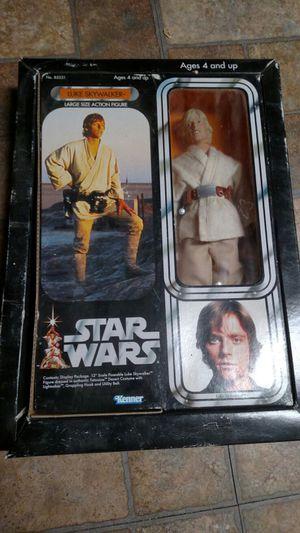 Action figure Luke Skywalker for Sale in Casa Grande, AZ