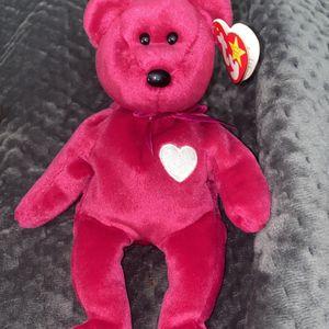 4th Gen Valentina Beanie Baby for Sale in Clarksburg, MD