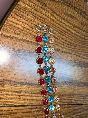 Brand new Jane Marie brackets red ,blue,pink I payed 10 I would like 5each thank you for Sale in Murfreesboro, TN