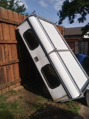 Truck bed camper top for Sale in Carrollton, TX