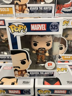 Funko Pop Walgreens Exclusive Kraven the Hunter for Sale in Los Angeles, CA
