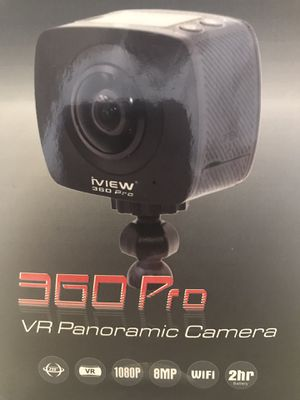 I view 360 PRO VR PANORAMIC CAMERA for Sale in Mercedes, TX