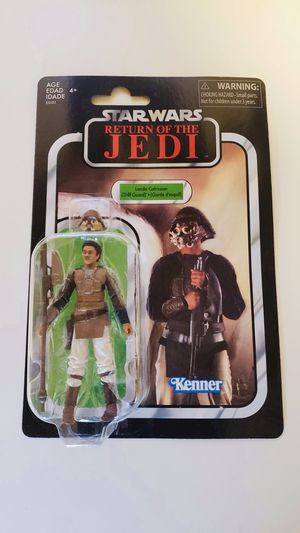 Star Wars Vintage Collection Lando Calrissian Skiff Guard by Kenner for Sale in Chicago, IL