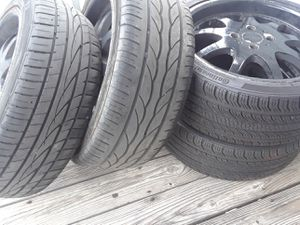 18in Aftermarket rims wheels cheap for Sale in Stockbridge, GA