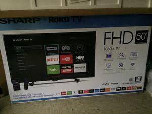 """50 """" smart TV for Sale in PECK SLIP, NY"""