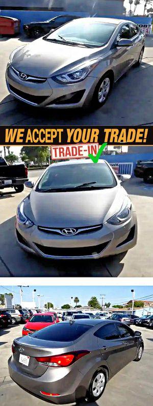 2016 Hyundai ElantraSE 6AT for Sale in South Gate, CA