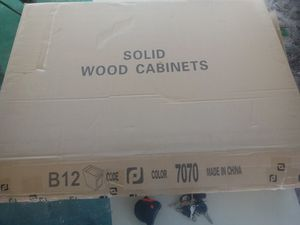 """12"""" kitchen cabinet ( New) for Sale in Fort Meade, FL"""