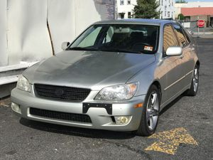 2002 Lexus IS 300 for Sale in Paterson, NJ