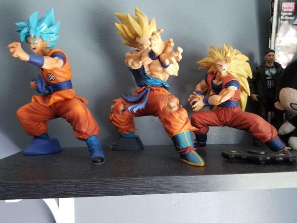 Dragonball figures