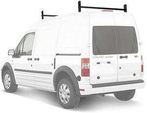 Model DX36 Compatible Ford Transit Connect 2008-13 Aluminum 2 Bar Utility Drilling Van Roof Ladder Rack System for Sale in McKinney, TX