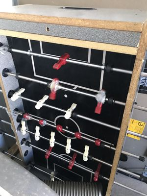 Foos ball table for Sale in Massillon, OH