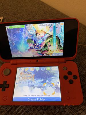 Nintendo 3DS, 14 games, and case for Sale in Miami, FL