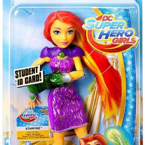 DC Superhero Girls Starfire Doll for Sale in Long Beach, CA