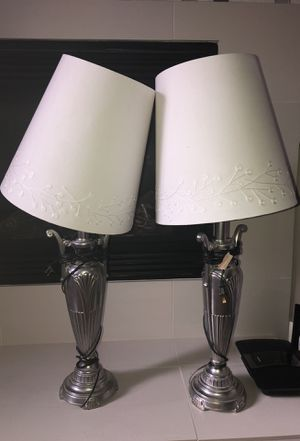 2 Lamps for Sale in Holladay, UT