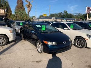 2006 Honda Civic Cpe for Sale in Tampa, FL