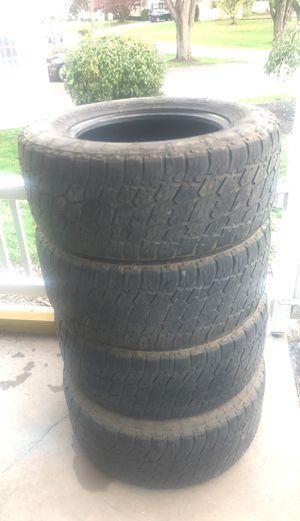 Tires 305-60R-18 for Sale in Hublersburg, PA