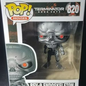 Terminator Dark Fate #820 - Rev-9 Endoskeleton - Funko Pop! Movies (Brand New) for Sale in Victoria, MN
