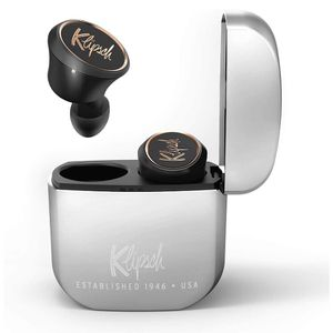 Klipsch T5 True Wireless Headphones, Silver for Sale in Corona, CA