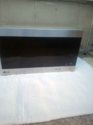LG microwave for Sale in Sioux Falls, SD