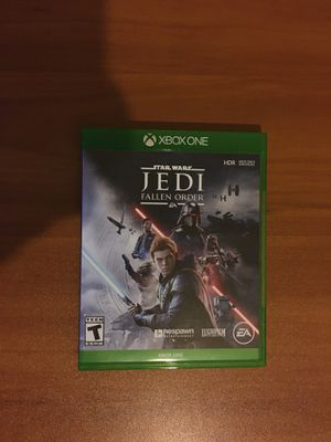 Jedi Fallen Order - Xbox One for Sale in Helena, AL