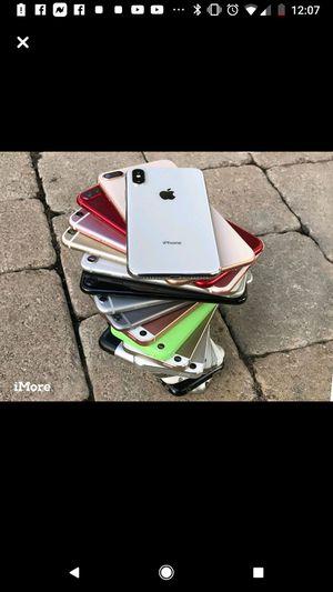 IPhone X 64gb for Sale in Philadelphia, PA