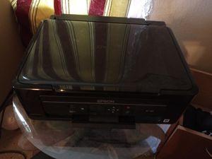 Epson printer with new black ink for Sale in Eustis, FL