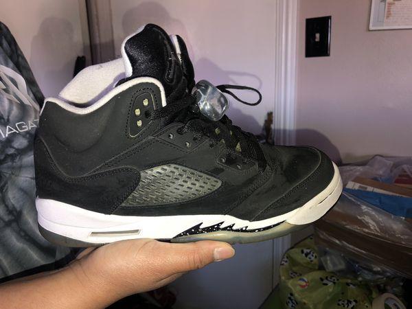 """Jordan's 8 """"Oreo"""""""