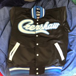 Kobe/Crenshaw LIMITED EDITION Letterman Memorabilia Jacket for Sale in Los Angeles,  CA