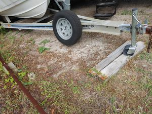 Renken boat 21 feet needs work for Sale in Spring Hill, FL