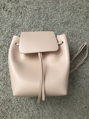 New With tags Pink leather backpack for Sale in Riverside, CA