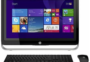 """HP Pavilion 23"""" Touch-Screen All-in-one Computer - 8GB RAM - 1TB Hard Drive for Sale in Hialeah,  FL"""