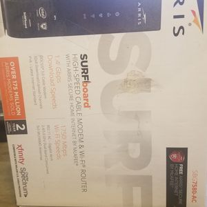 ARRIS SURFboard HIGH SPEED MODEM & ROUTER SBG7580-AC for Sale in Hartford, CT