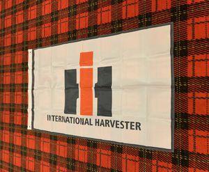 Brand new International Harvester banner flag for Sale in Celina, OH