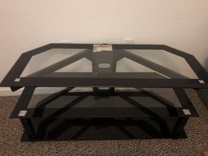 Glass TV Stand for Sale in Azalea Park, FL