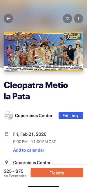 Cleopatra metio la pata for Sale in Chicago, IL