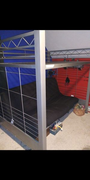 Heavy Metal Bunk Bed for Sale in La Vergne, TN