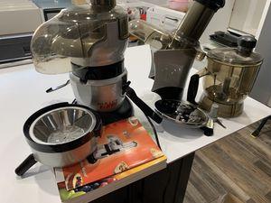 Bullet Express Trio - juicer, food processor, blender for Sale in Las Vegas, NV