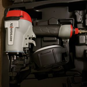 Aerosmith Coil Nailer New for Sale in Grand Blanc, MI