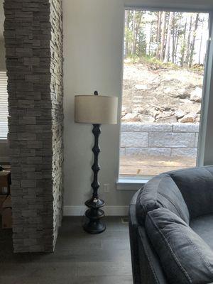 "65"" floor lamp. Like new for Sale in Jefferson, CO"